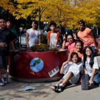 McCutcheon Elementary School, Chicago - Student Volunteers