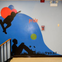 McCutcheon Elementary School, Chicago - Pride