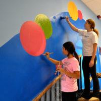 McCutcheon Elementary School, Chicago - Students at work