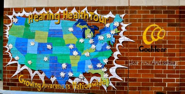 Cochlear Mural