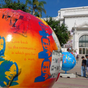 Cool Globes: Community Care