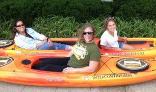 Finished Kayaks