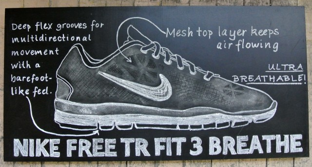 Our Latest Work at the Nike Training Club