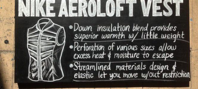 Aeroloft Vest