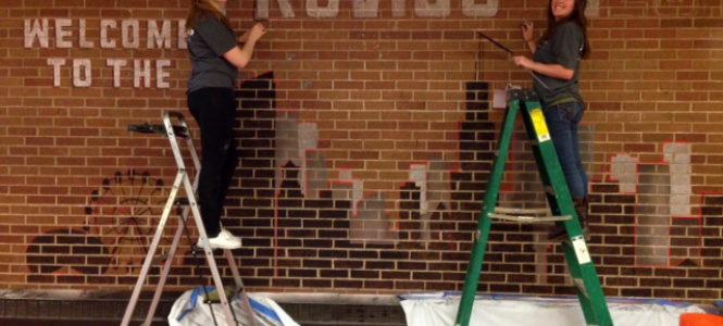 PWHS mural process