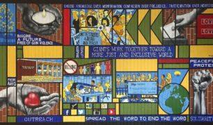 HPHS Social Justice Mural