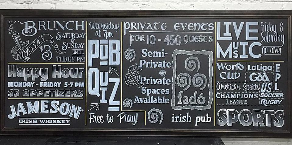 fado pub