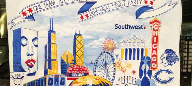 Southwest Spirit Party